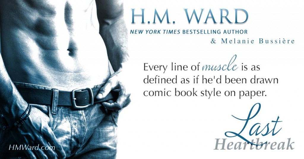 New Adult Contemporary Romance. New York Times Bestselling author H.M. Ward