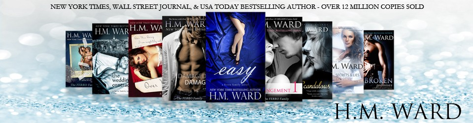 H.M. Ward's Blog