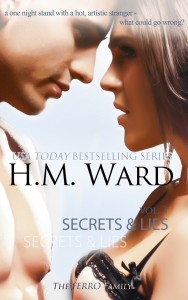 SECRETS & LIES 3 by H.M. Ward