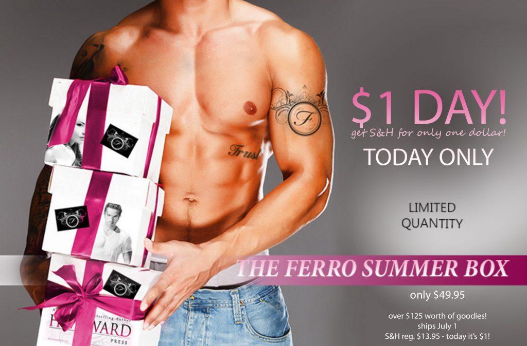 H.M.Ward Summer Ferro Box